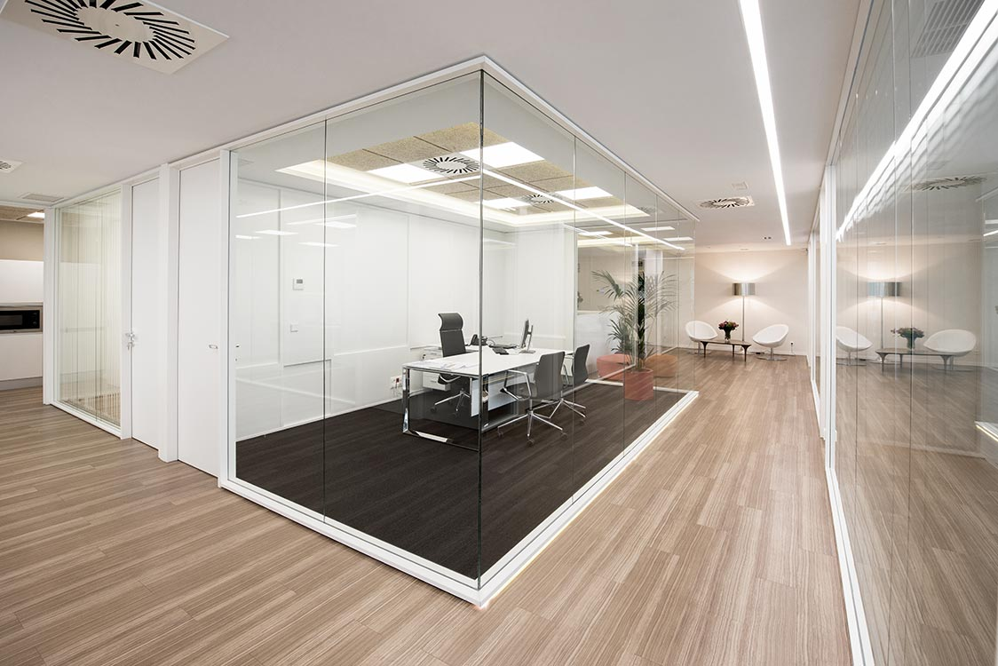 Oficinas corporativas requena y plaza - Oficinas mutua madrilena madrid ...