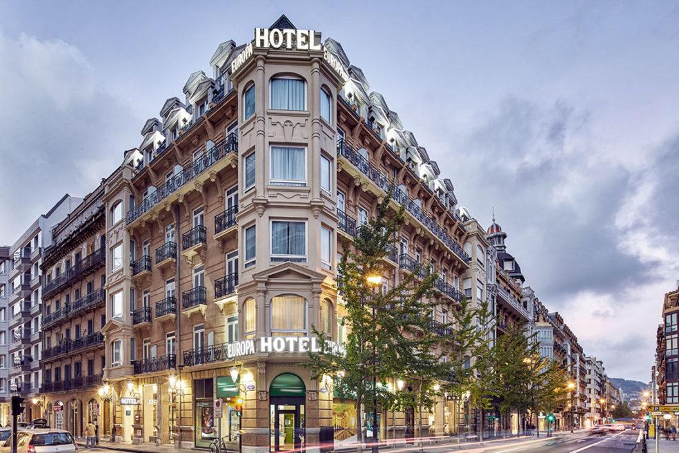HOTEL EUROPA Sercotel